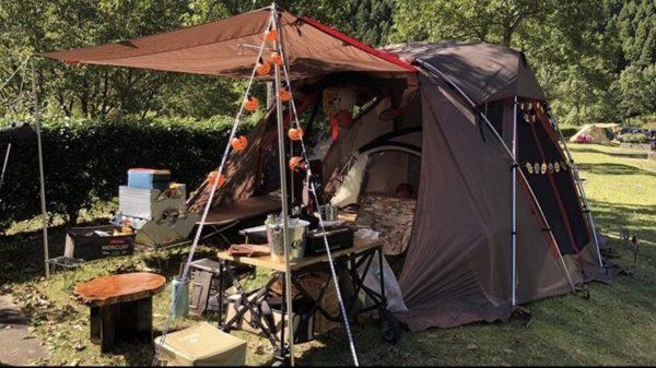 【インタビュー】キャンプ歴2年!手作り大好きおしゃれ女子キャンパー