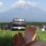 【富士山好き必見】ロケーション◎富士山の見えるキャンプ場BEST3