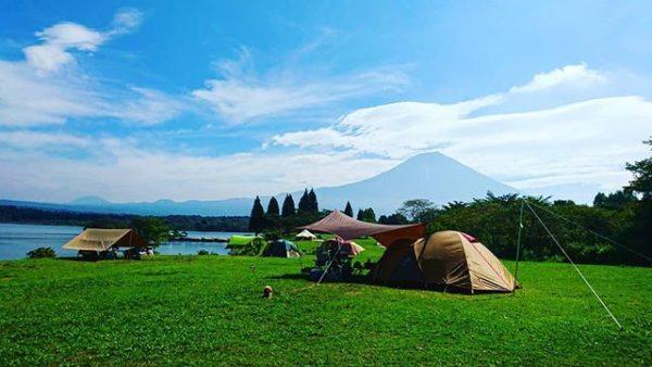 【穴場?】富士山の絶景を楽しむ!田貫湖キャンプ場の魅力に迫る!