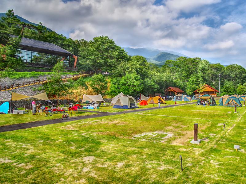 岩手網張温泉キャンプ場