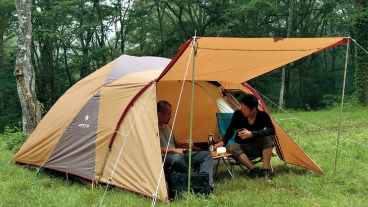 【スノーピーク】名作テント!アメニティドームの魅力と気になる点まとめ
