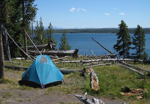 【どっちがいい?】林間サイトと湖畔サイトそれぞれのメリット・デメリット総まとめ