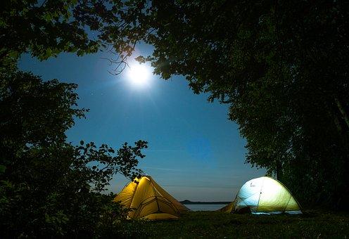 【超穴場】ゆるキャン△で話題!四尾連湖のキャンプ場を徹底調査してみた!