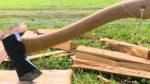 初心者でも斧で薪割り!リーズナブルなのに使える斧はどれ?