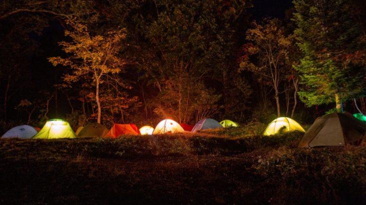 【都心から行きやすい】初めてのソロキャンプでおすすめのキャンプ場