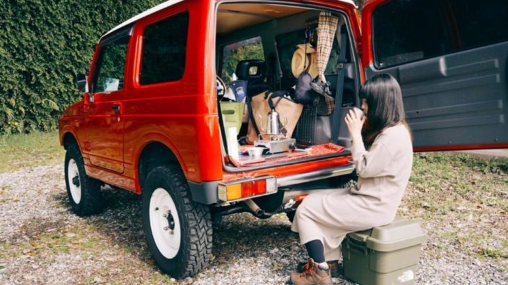 【超簡単】キャンピングカーが無くてもOK!愛車をキャンプ仕様にする方法まとめ
