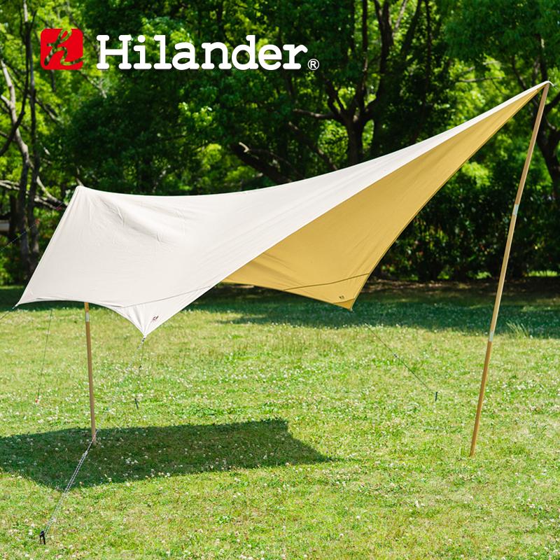 おすすめのタープ、Hilander タープ、