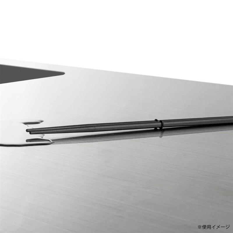 箸先がつかない菜箸