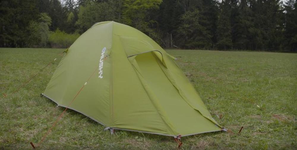 Husky、テント、ソロ用テント、山用テント