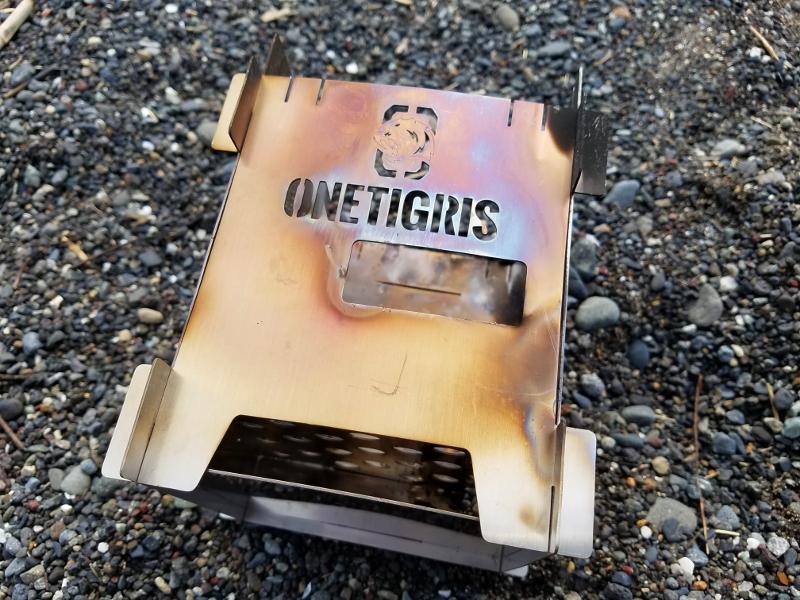 ONETIGRIS(ワンティグリス)のソロストーブの効果