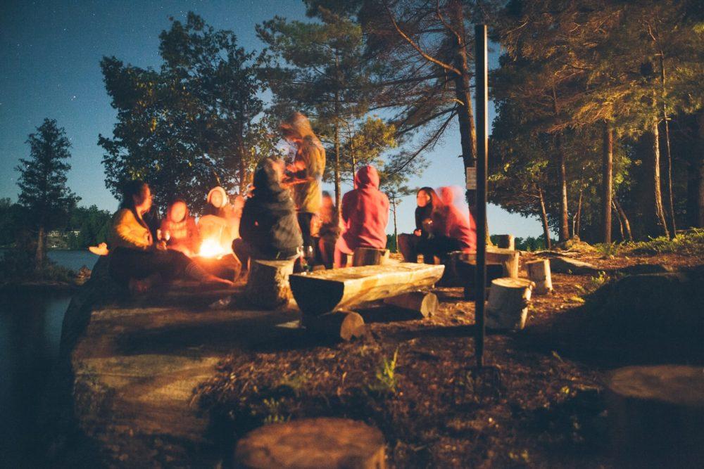 おすすめの焚き火台、メッシュ焚き火台、バーベキューコンロ