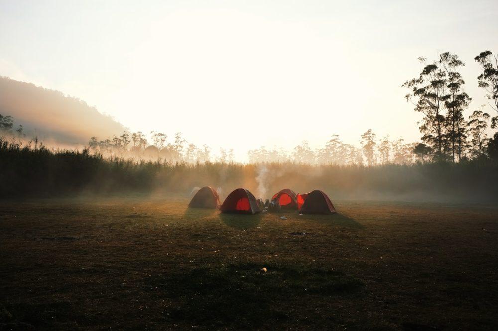 おすすめのキャンプ場、新規キャンプ場