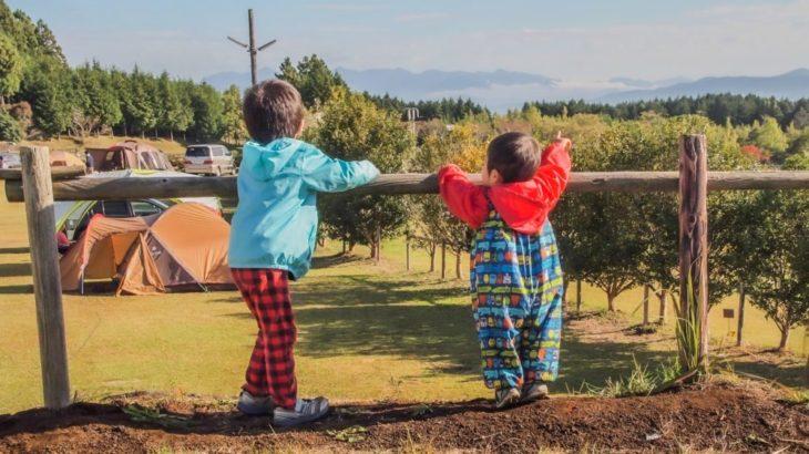 これ楽しい♪キャンプ場で家族みんなで遊べるアクティビティ5選