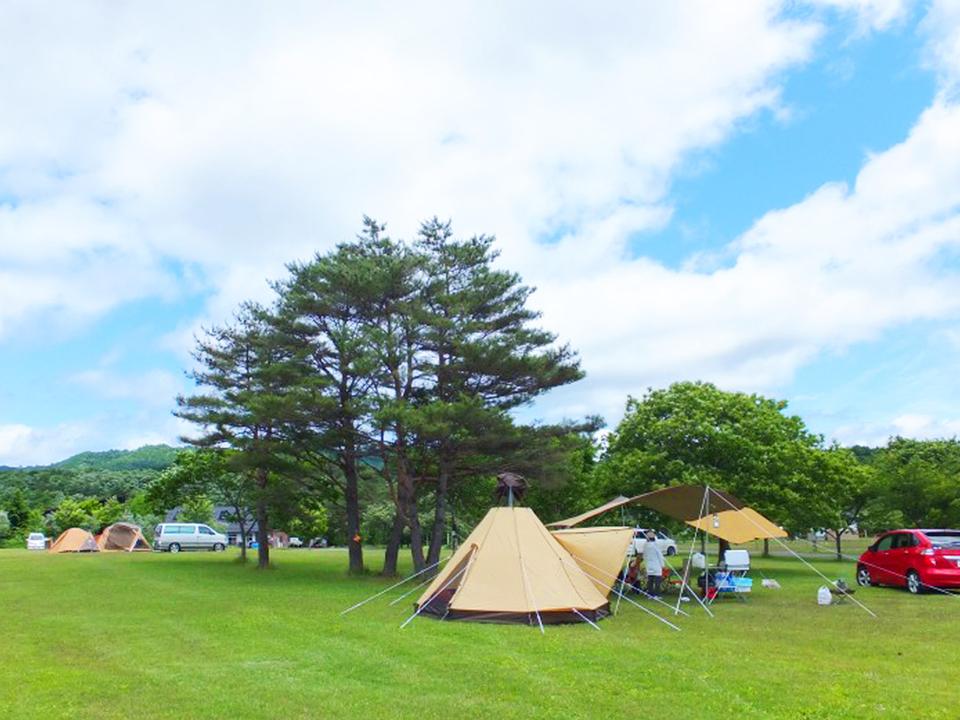 吹上高原キャンプ場、人気のキャンプ場、おすすめ