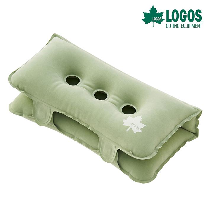 LOGOS、マルチクッション、枕