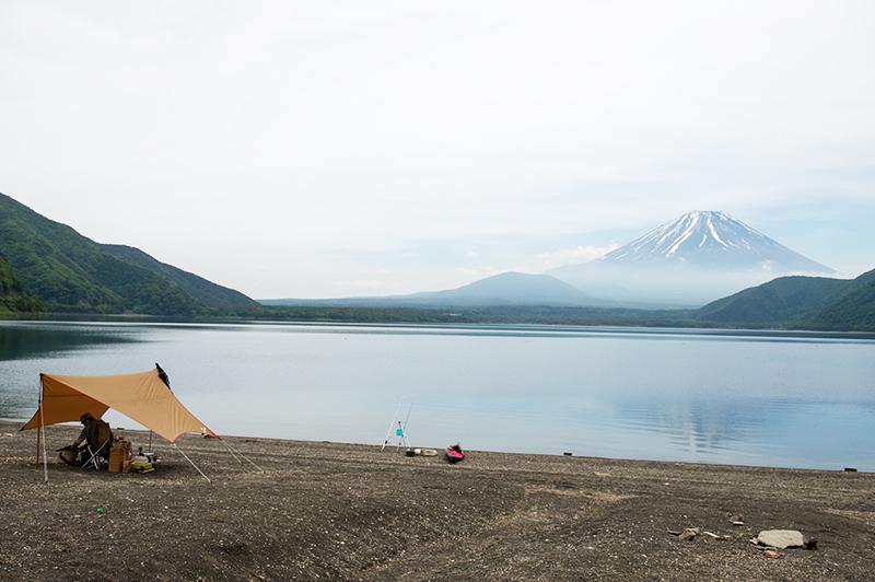 浩庵キャンプ場、ゆるキャン、大人気