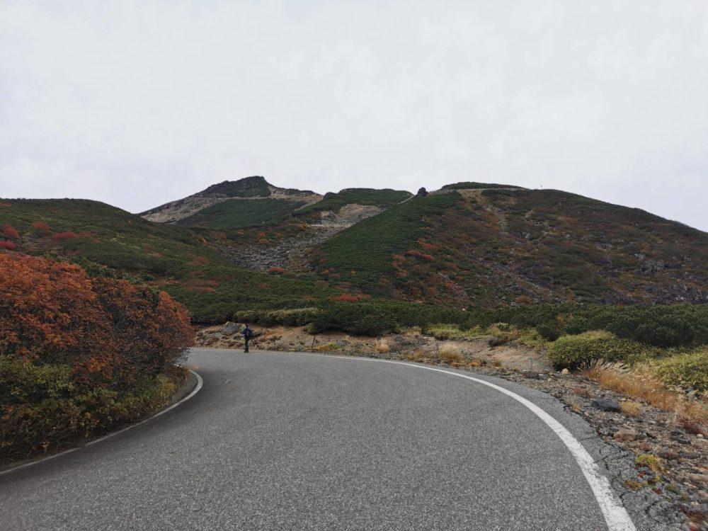 乗鞍岳、登山初心者、バス登山