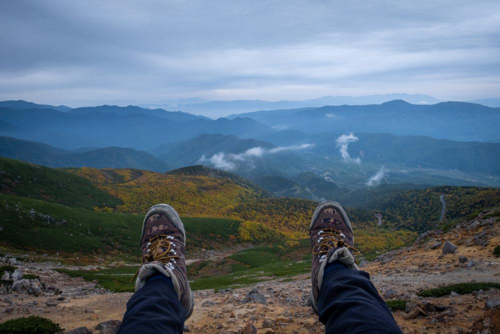 山ごはん、乗鞍岳、キャンプ飯