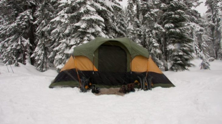 【初めての雪中キャンプ!】マストなギアから役立ちギアまで一挙大公開