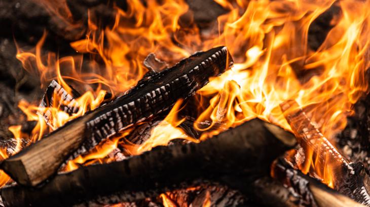 焚き火アイテム