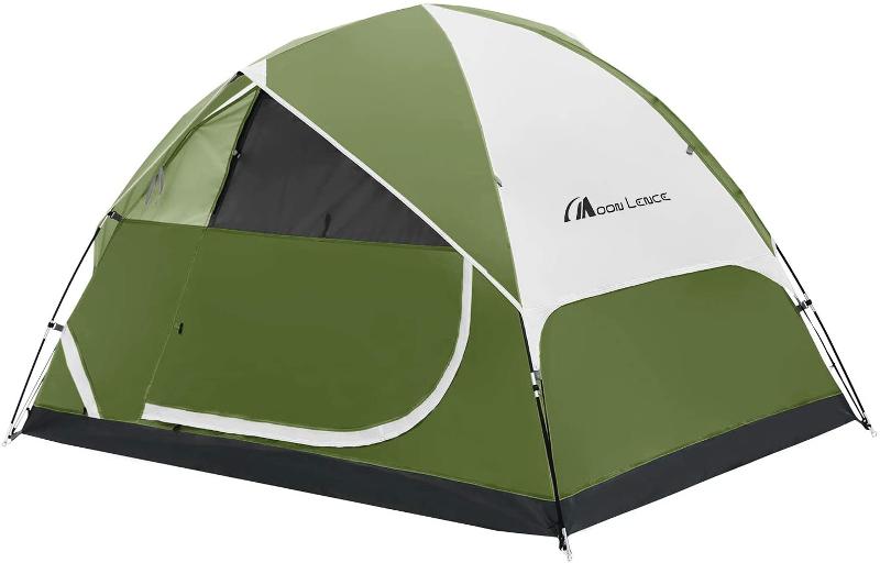 ムーンレンスのテント