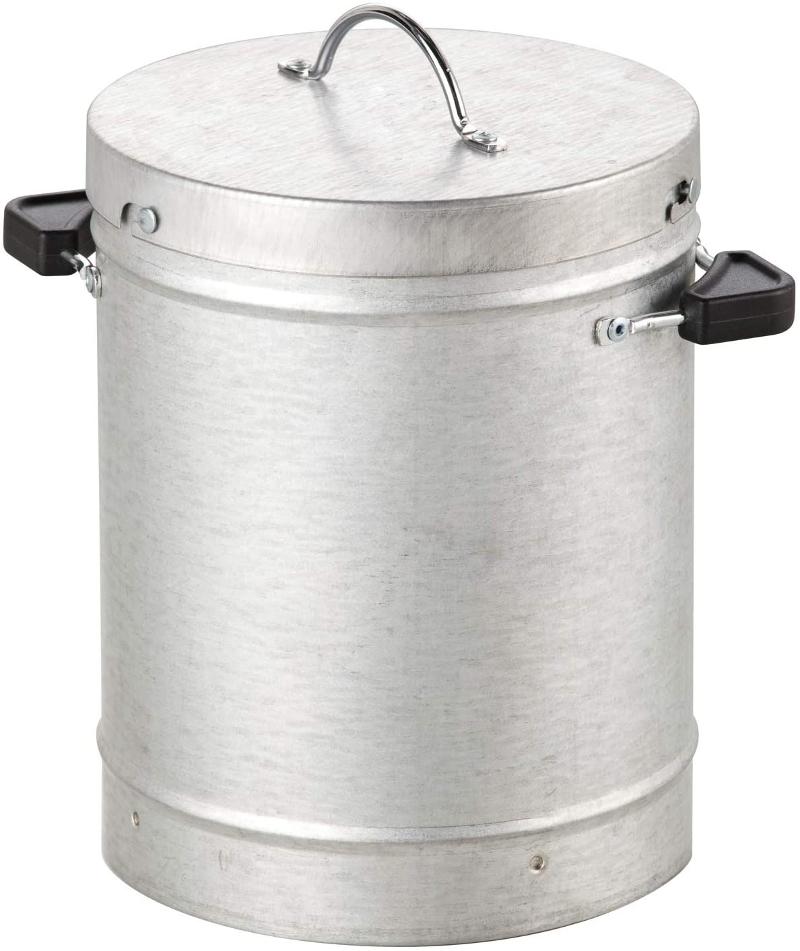 バンドックのチャコール缶