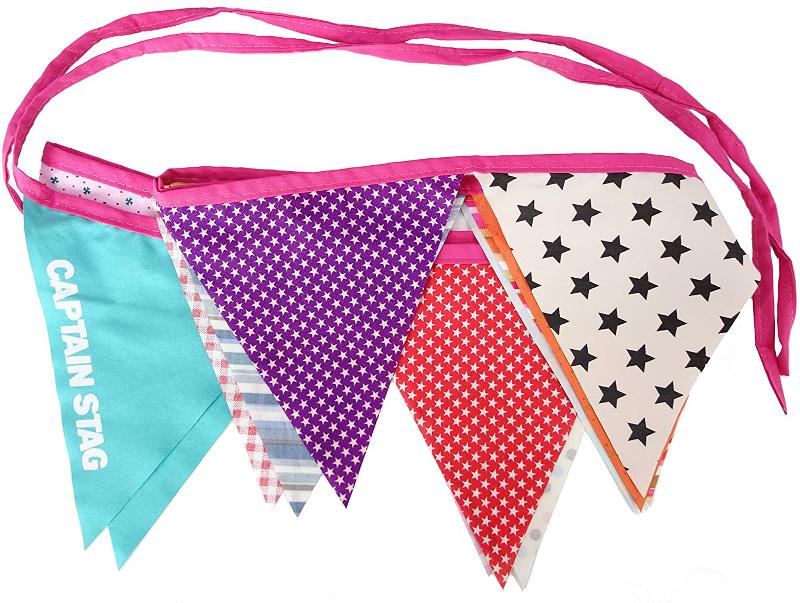 テント用の旗