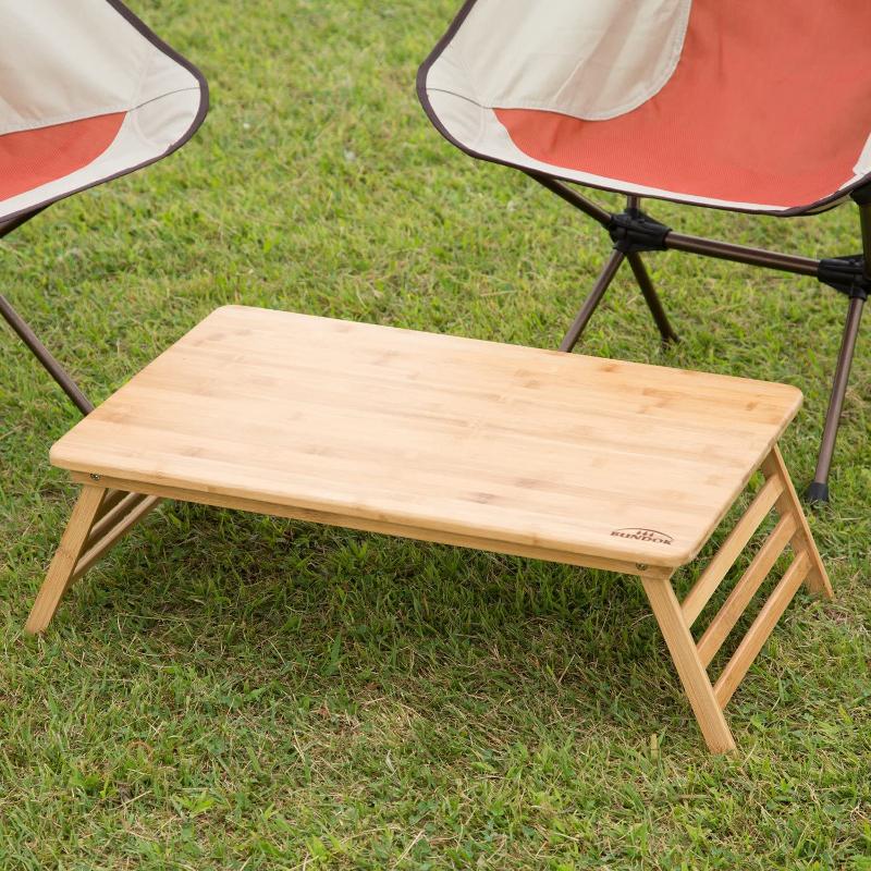 バンドックのテーブル
