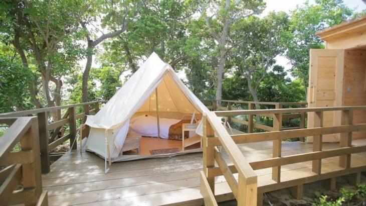 【憧れの沖縄】手ぶらでキャンプ!ロケーション最高なキャンプ場6選