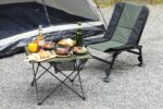 アウトドアマンのテーブルがとにかく斬新!HANGING CHAIN TABLEの魅力を一挙公開