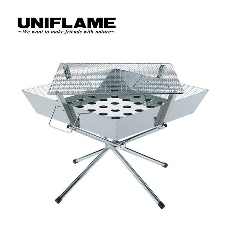 UNIFLAMEのファイアグリル