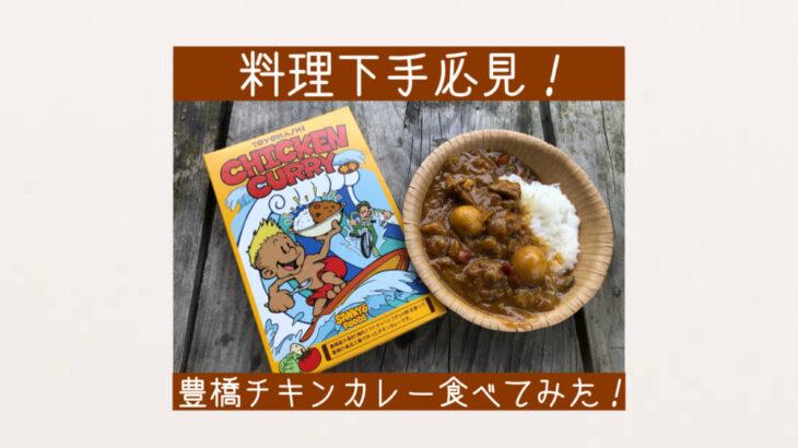 料理下手必見!豊橋チキンカレー食べてみたら最高に美味だった!-itsukiと旅キャンプ Vol.10-
