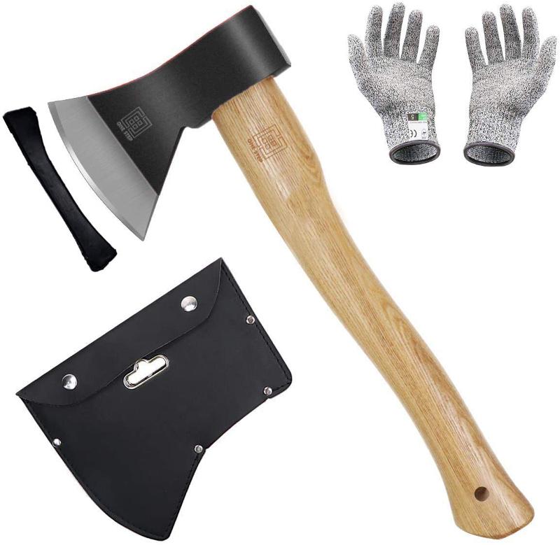 ワンステップの斧
