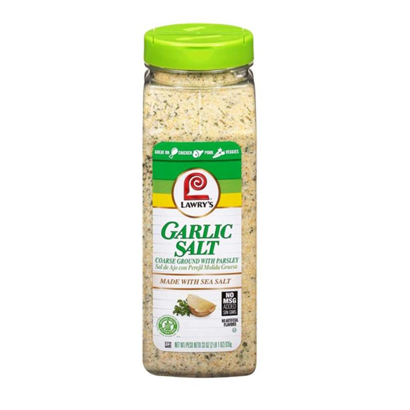 ガーリック塩